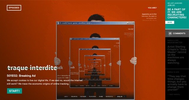 «Singulier / Pluriel», épisode 3 – les 29 et 30 mai 2015 au Centre Pompidou
