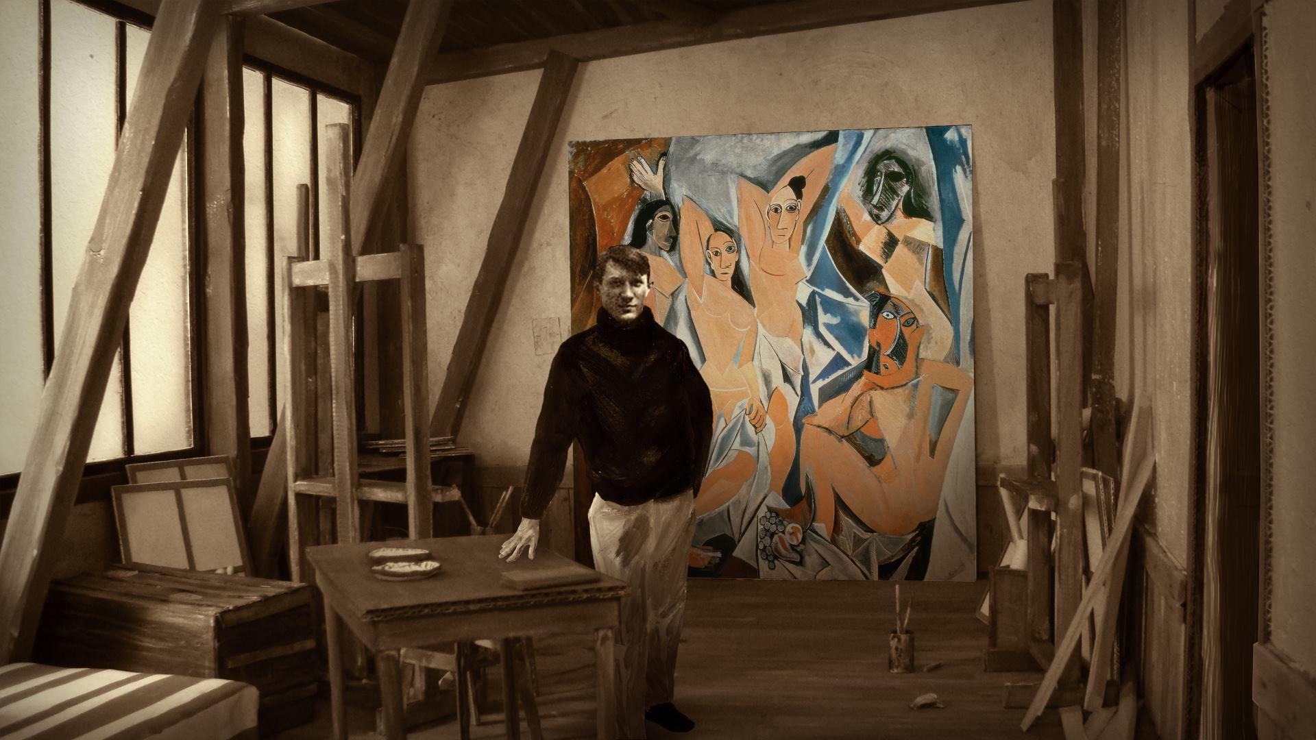 Les aventuriers de l'art moderne - © Silex Films