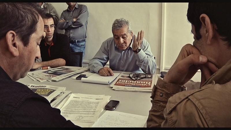 «Contre-pouvoirs», une élection au quotidien racontée par par Malek Bensmaïl