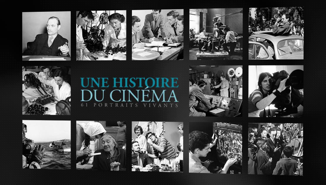 Une histoire du cinéma
