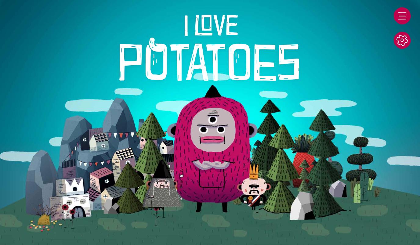 J'aime les patates