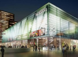 Inauguration du «Méliès» à Montreuil : L'hypothèse du multiplexe art et essai