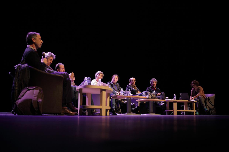 Christophe Deleu, Hervé Rony, Alexandre Héraud, Irène Omélianenko, Sylvain Gire, Perrine Kervran, etc. - © Sébastien Durand