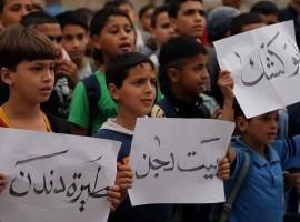 «This is my land» : Le conflit israélo-palestinien vu depuis les écoles des deux pays
