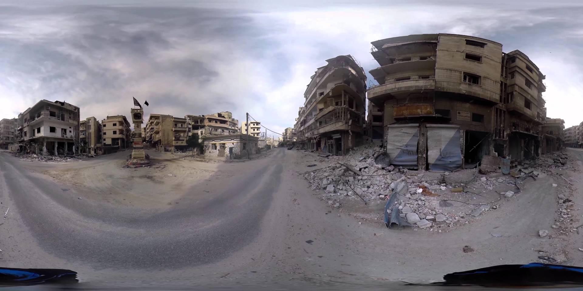 Syrie, La bataille du Nord
