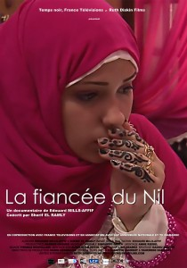 La fiance¦üe du Nil - Affiche -® Temps noir