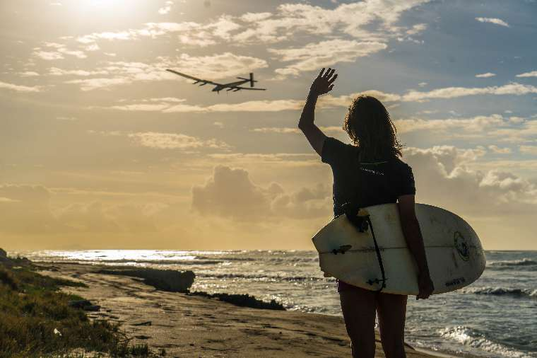 Solar Impulse - © Gédéon  programmes