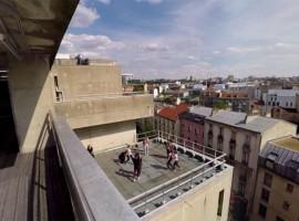 Le montage en réalité virtuelle ou la VR au-delà des frères Lumière : «Rooftop»