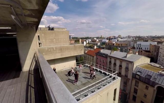 Le montage en réalité virtuelle ou la VR au-delà des frères Lumière : l'exemple de «Rooftop»
