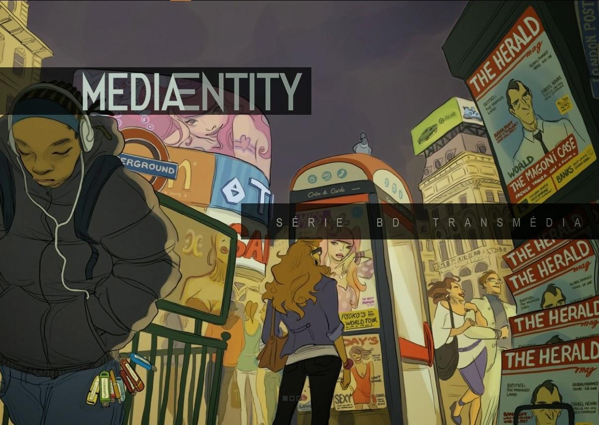Couverture Mediaentity