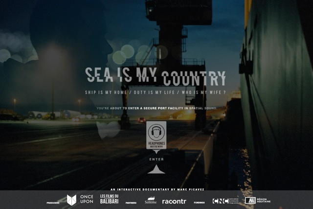 Sea is my country (Projet de Marc Picavez)