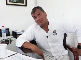 «On revient de loin» : Pierre Carles et Nina Faure face à la révolution citoyenne en Équateur