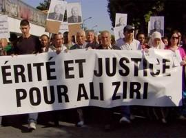 Documentaire sur grand écran : «Qui a tué Ali Ziri ?» + débat avec Luc Decaster