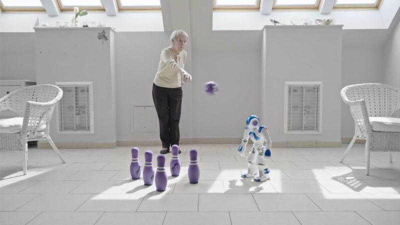 [EXCLUSIVITÉ] Regardez «L'année du robot», un film fascinant et émouvant signé Yves Gellie