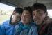 Ghorban, né un jour qui n'existe pas. Sorhab et Mehrab, les demi-frères de Ghorban conduisent Ghorban à leur village. Yakawlang, Afghanistan, juillet 2017.