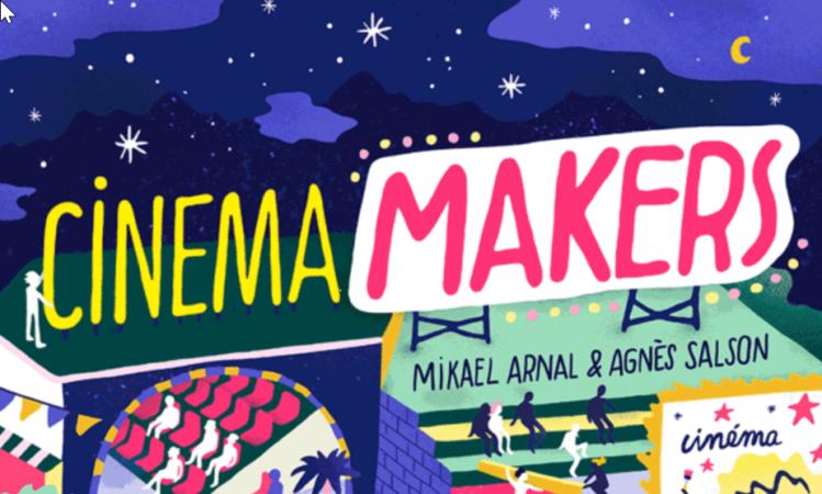 [EN VENTE !] «Cinema Makers, le nouveau souffle des cinémas indépendants»