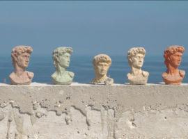 «L'Apollon de Gaza» : Avec la statue, Nicolas Wadimoff tisse une autre vision de l'Histoire