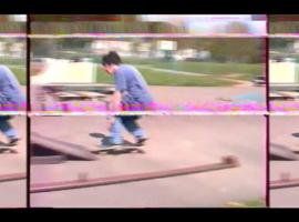 EXCLUSIVITÉ : Skateboard et punk rock, regardez «Bowl de campagne» d'Olivier Lambert