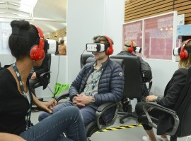 Échos numériques du Sunny Side 2016 : la réalité virtuelle en invitée d'honneur