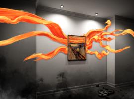 «Le Cri» : Comment revisiter un chef d'œuvre de la peinture avec la réalité virtuelle ?